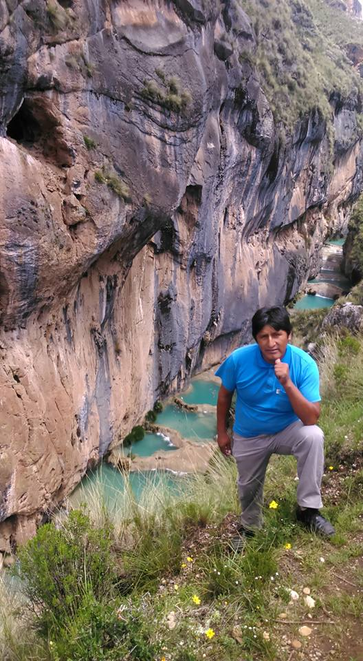 Conoce Huancaraylla y las aguas más cristalinas del