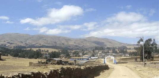 Provincia de Sucre Ayacucho chilcayocc