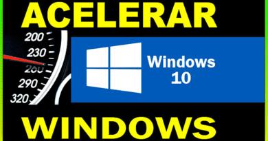 Consejos para acelerar arranque en Windows