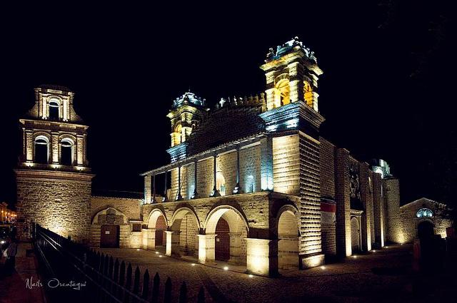 Iglesia y Convento de Santo Domingo Ayacucho
