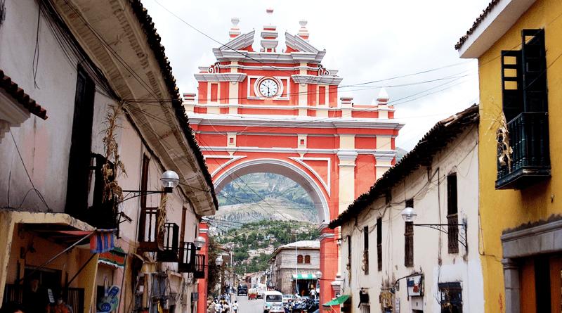 Arco del Triunfo Ayacucho