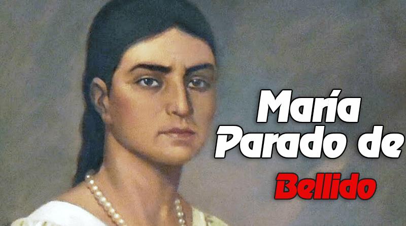 María Parado de Bellido