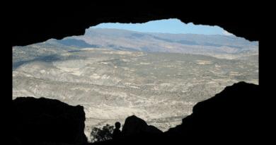 Cueva de Pikimachay en Ayacucho