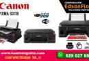 IMPRESORA MULTIFUNCIONAL CANON G3110