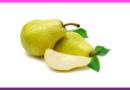 ¿Qué es la pera? Es una fruta jugosa y refrescante, dulce y sabrosa.