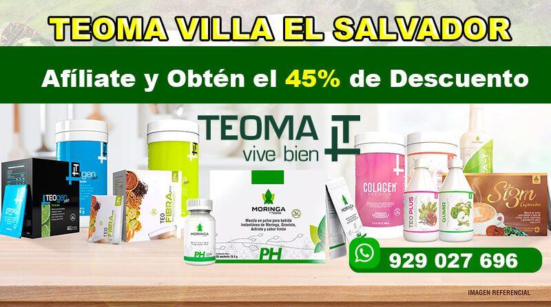 TEOMA VILLA EL SALVADOR