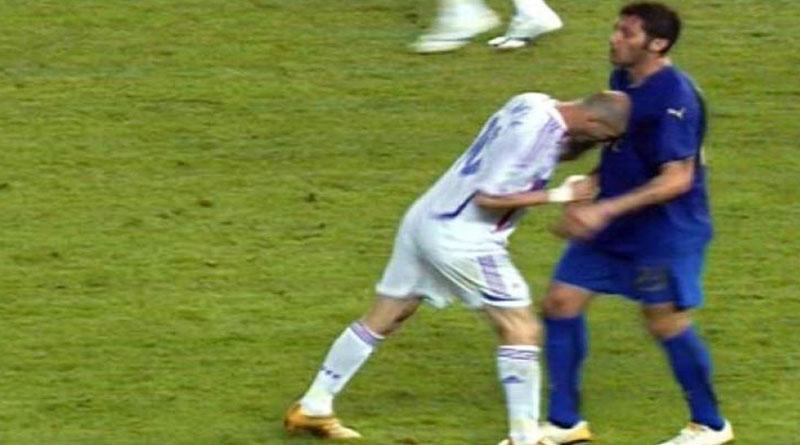 10 años después Materazzi confesó qué le dijo a Zidane