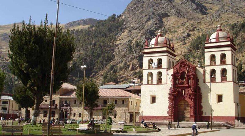 Atractivos turísticos en Huancavelica conocelo ya
