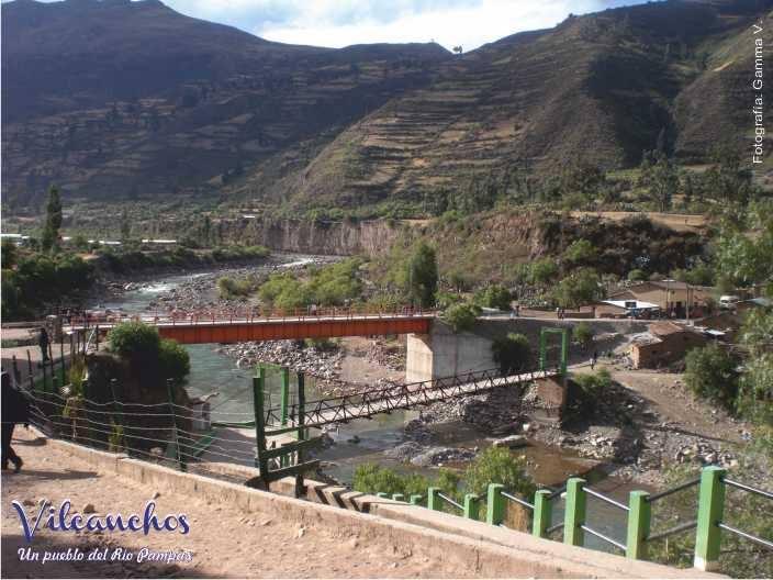 Vilcanchos un Lugar ara hacer Turismo en Ayacucho 2015