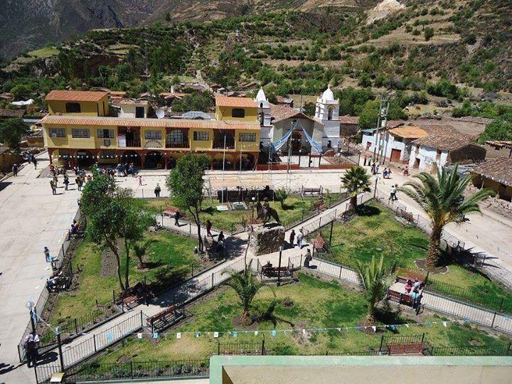Vilcanchos un Lugar ara hacer Turismo en Ayacucho