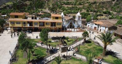 VILCANCHOS FAJARDO Ayacucho