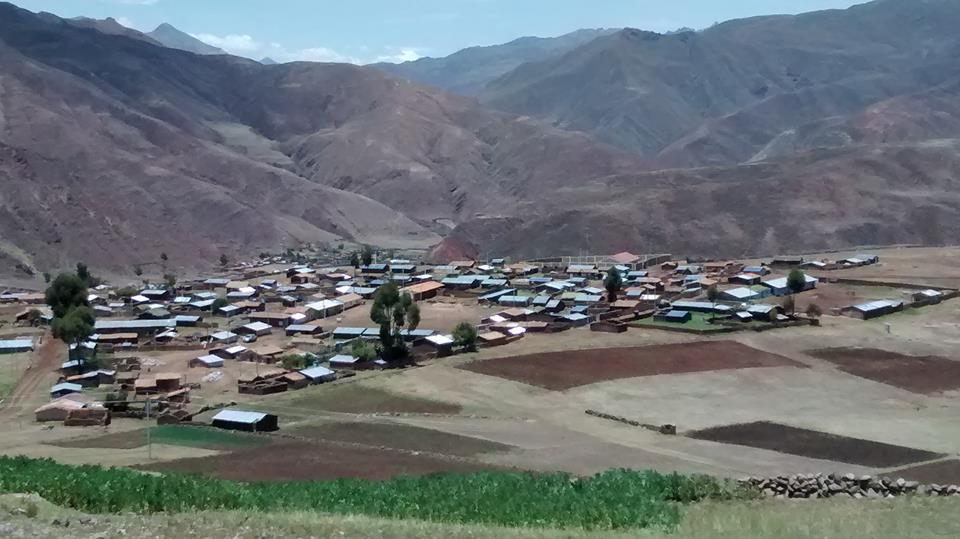 Vilcanchos un lugar para hacer turismo en Ayacucho Cangallo