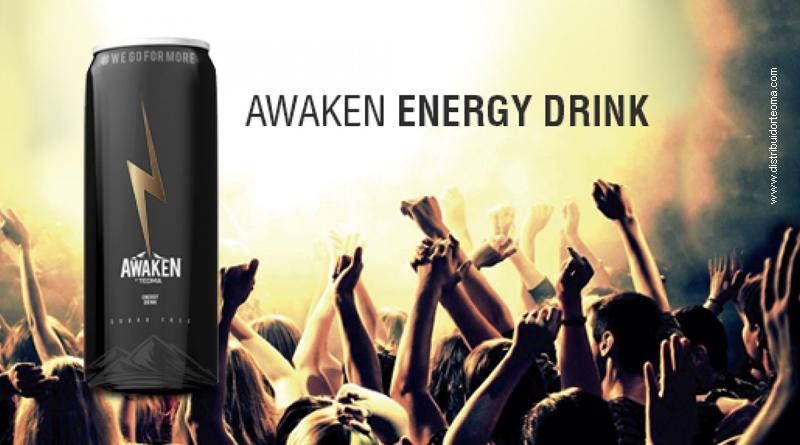 AWAKEN DRINK ENERGY
