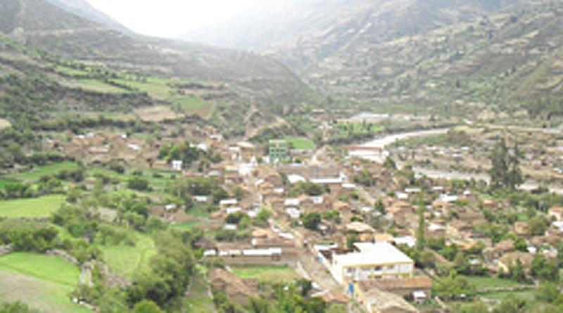 Vilcanchos un lugar para hacer turismo en Ayacucho Fajardo