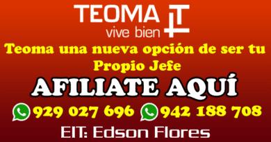 Teoma en Ayacucho Edson Flores