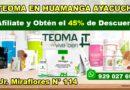Teoma en Huamanga Ayacucho
