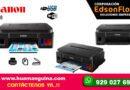 CANON IMPRESORA MULTIFUNCIONAL G3100 Wifi