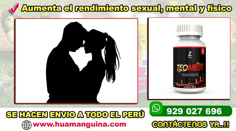Teomen by Teoma Ayacucho
