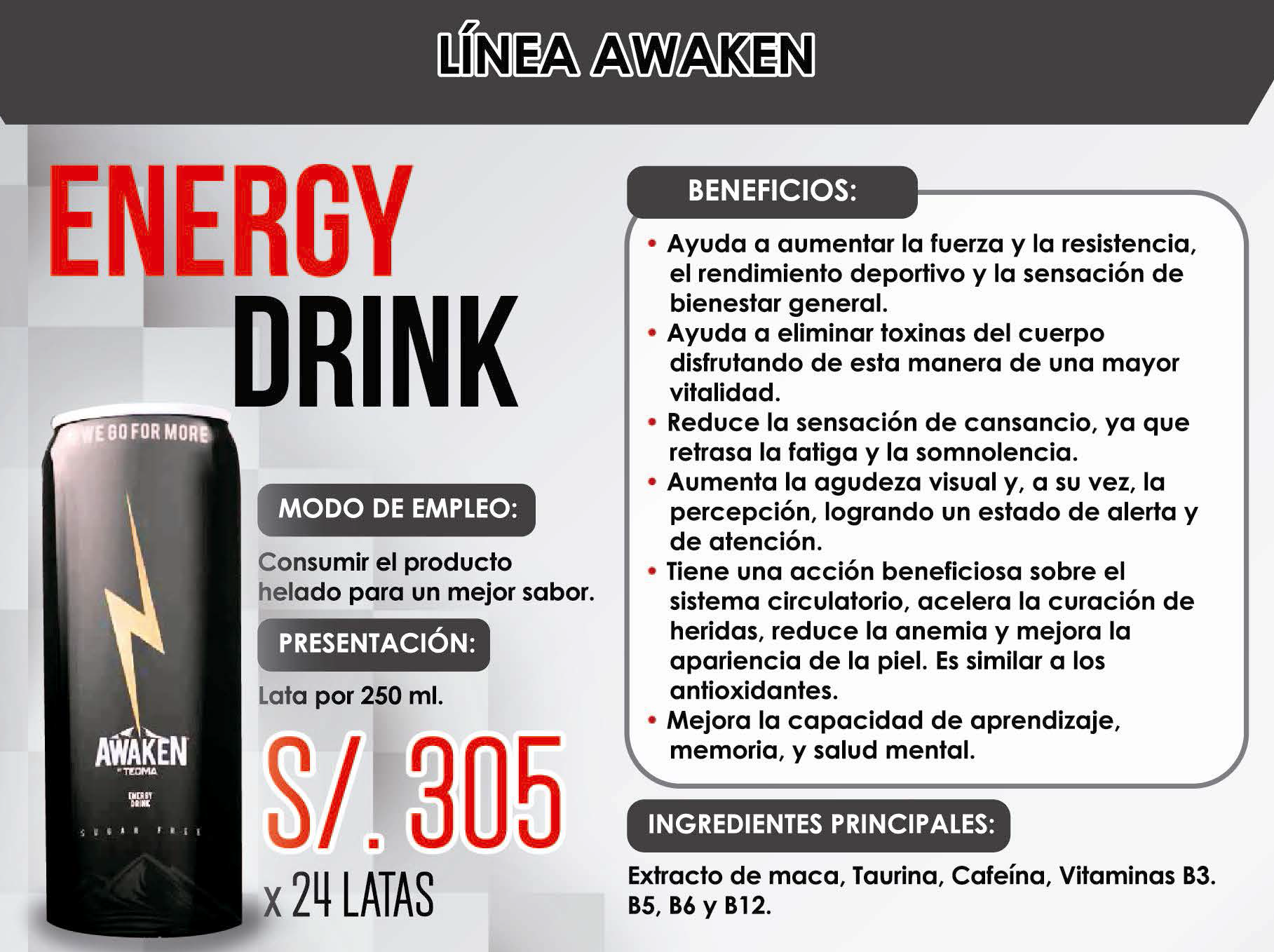 Stir Energy Drink by teoma