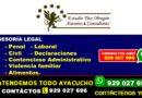 Abogado y Consultor en Ayacucho Perú
