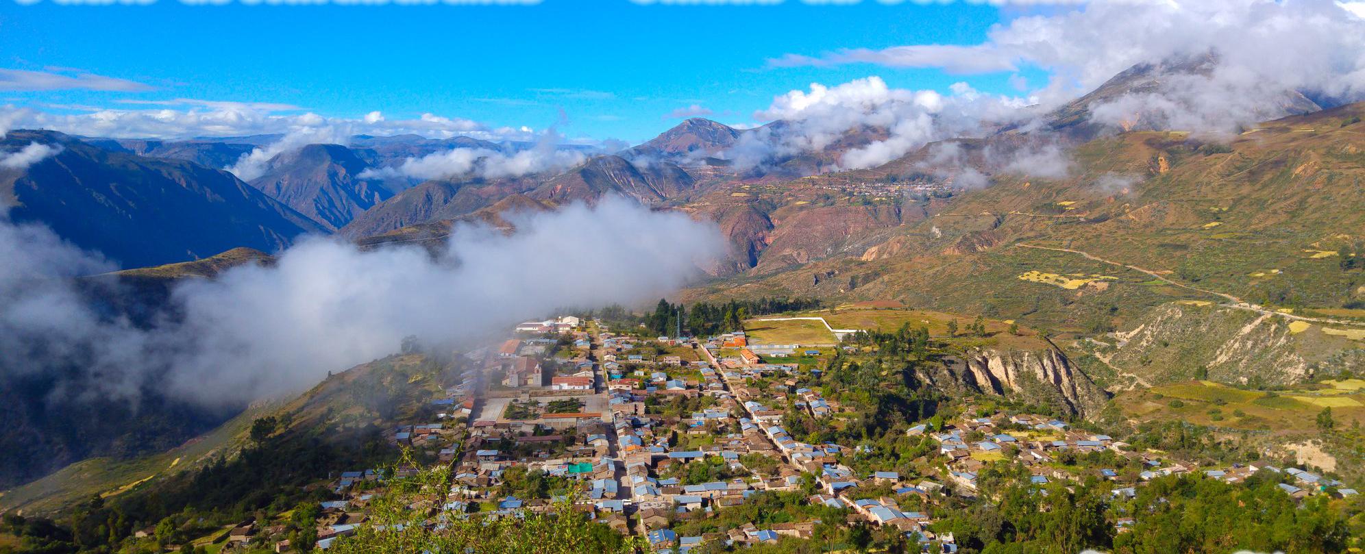 Vista Panorámica de Canaria Fajardo Ayacucho