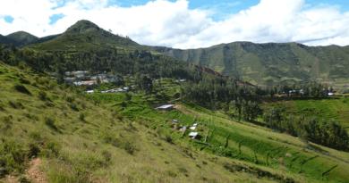 Mina Uyuccasa Ayacucho