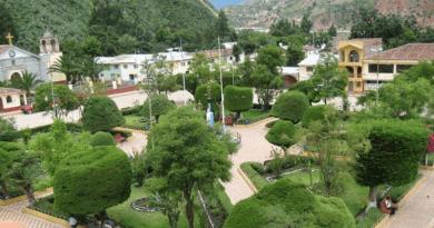 Bienvenido a Provincia de Cangallo Ayacucho Perú