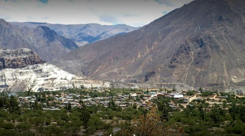 Santa Ana de Huaycahuacho Lucanas Ayacucho