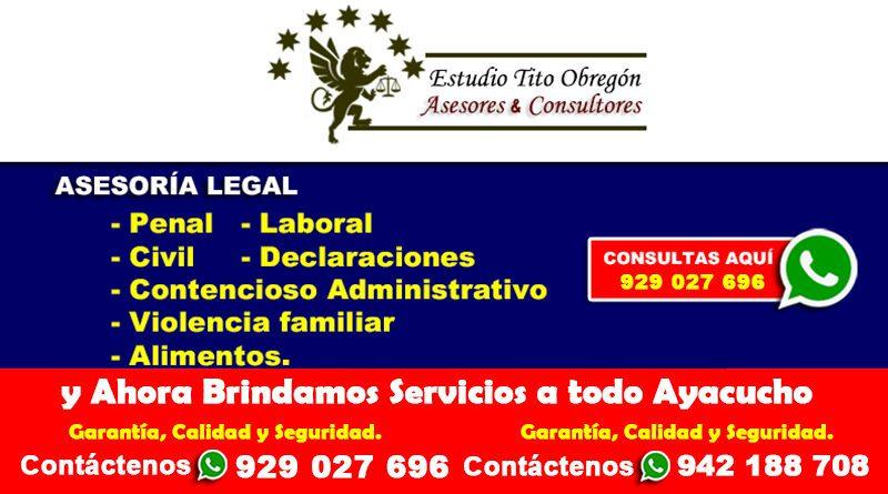 Estudio Tito Obregon Asesores