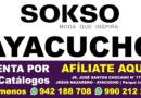 Sokso en Ayacucho Ropa y Accesorios