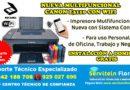 Impresora Multifuncional Wifi E3110