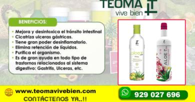 Aloe T by Teoma Ayacucho Perú