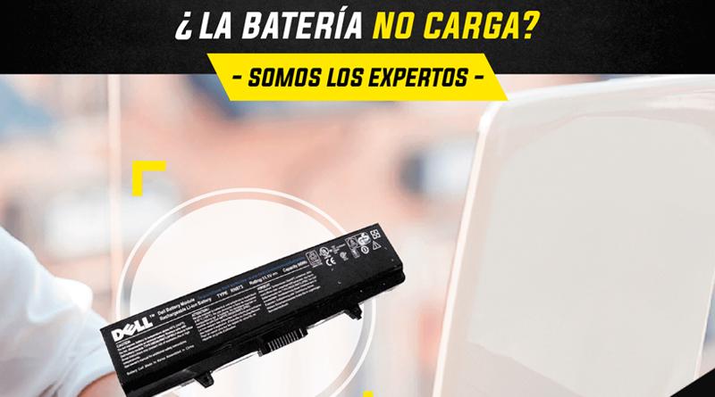 La batería no carga