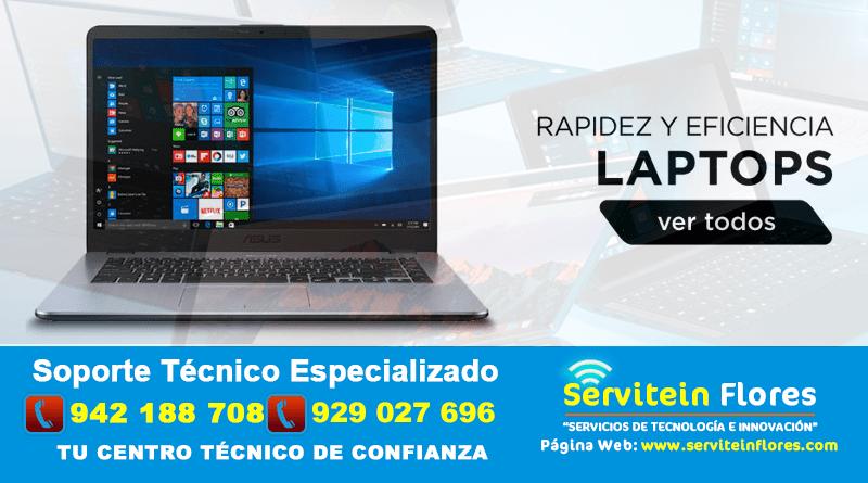 Laptops en Ayacucho Huamanga Huanta Perú