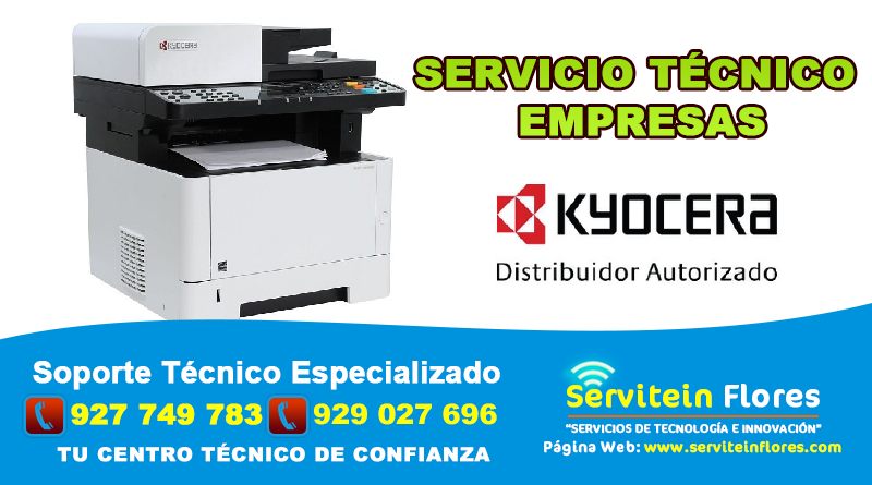Impresoras Kyocera en Ayacucho Huanta