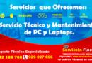 Servicio de Soporte Informático