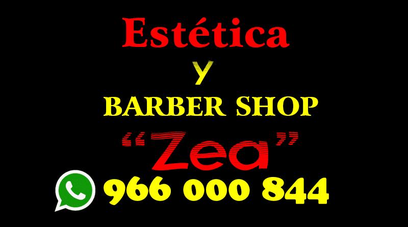 corte de cabello Estética y Barber Shop Zea