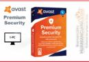 ANTIVIRUS AVAST Premium Security 2020 (1pc)