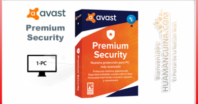 ANTIVIRUS AVAST Premium Security 2020