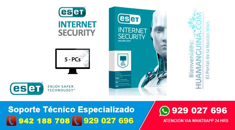 ANTIVIRUS ESET NOD32 Antivirus 2020 (5pc) Ayacucho
