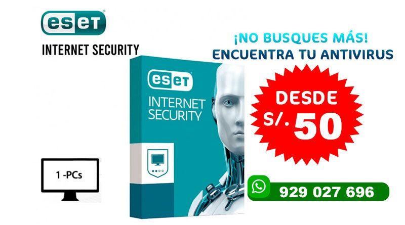 ANTIVIRUS ESET NOD32 Antivirus 2021