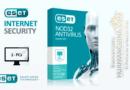 ANTIVIRUS ESET NOD32 Home Edition 2020 (2pc)
