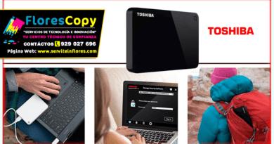 Disco Duro de 1TB Externo USB 3.0 Toshiba Canvio Advance Negro