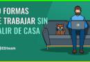 10 Formas para trabajar desde casa por Internet