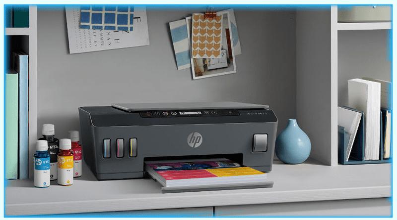Impresora Multifuncional HP SMART TANK 515 Negro