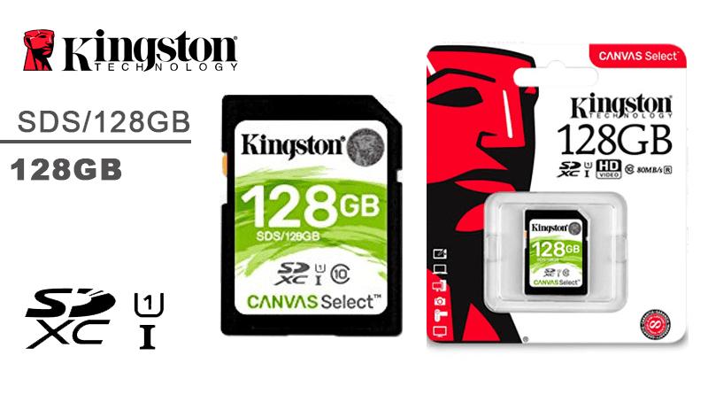 MEMORIA SD 64GB KINGSTON