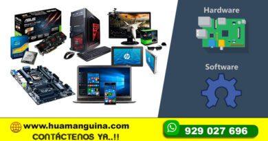 Servicio Técnico Computadoras Redes en Lima