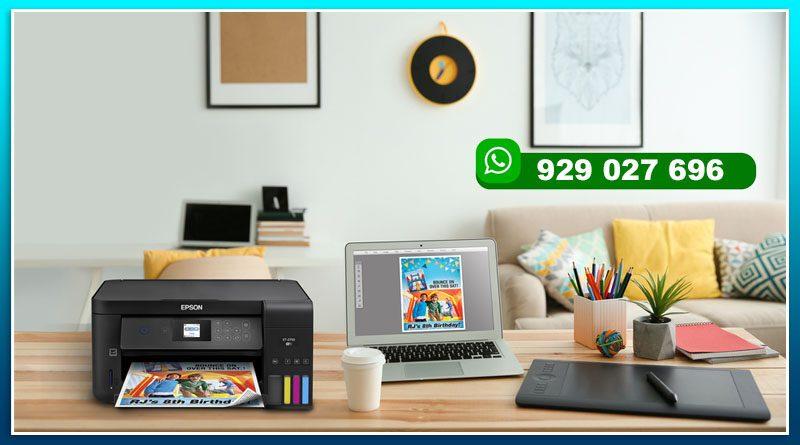 Impresora Multifuncional EcoTank L4160