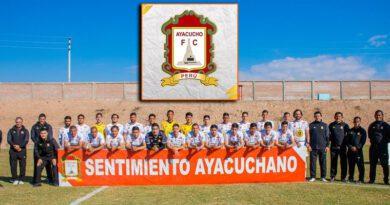 Ayacucho Fútbol Club Huamanguina