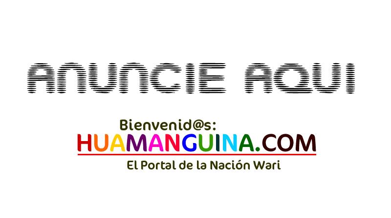 Publicidad EN HUAMANGUINA